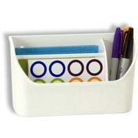Officemate MagnetPlus Magnetic Organizer, White (92550)