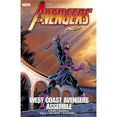 Avengers: West Coast Avengers Assemble by