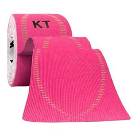 Kt Tape Pro Kinesiology Therapeutic Precut Tape Strips  Hero Pink  20 Ct