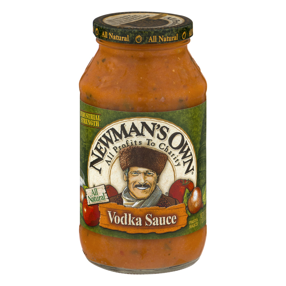 Newman's Own Pasta Sauce Vodka, 24.0 OZ