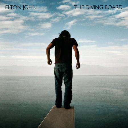 Elton John - Diving Board [CD]