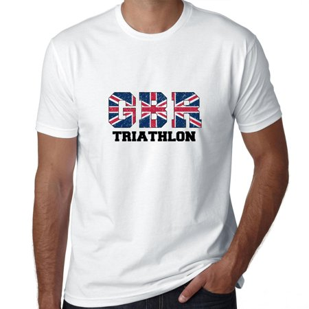 Great Britain Triathlon - Olympic Games - Rio - Flag Men's (British Triathalon)