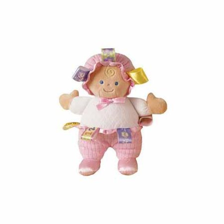 Mary Meyer Taggies Developmental Baby Doll Mary Meyer Taggies Developmental Baby Doll