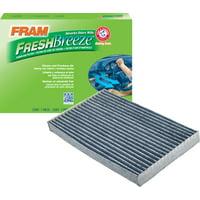 FRAM Fresh Breeze Cabin Air Filter, CF11177