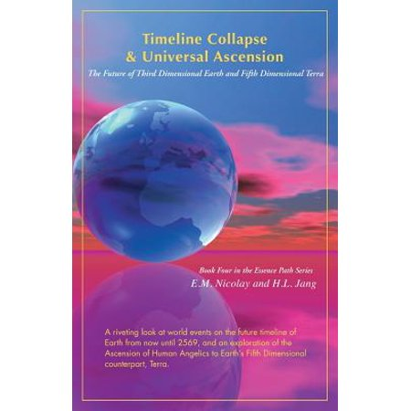 Timeline Collapse   Universal Ascension  The Future Of Third Dimensional Earth And Fifth Dimensional Terra