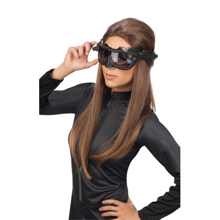 Catwoman Mask 3 Piece Set Dark Knight Rises R30751 (The Dark Knight Rises Bane Halloween Mask)