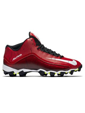 pretty nice fcb0c 28205 NEW Mens Nike Alpha Shark 2 34 Red Football Cleats - Choose Your Size