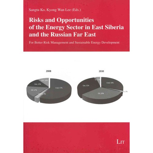 Risks and Opportunities of the Energy Sector in East Siberia and the Russian Far East: For Better Risk Management and Sustainable Energy Development