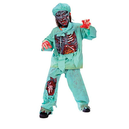 Fun Easy Group Halloween Costumes (Zombie Doctor Child Halloween)