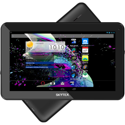 "Skytex Skypad 10.1"" Tablet 8GB Memory Dual Core"