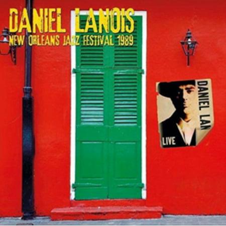 NEW ORLEANS JAZZ FESTIVAL 1989 (Halloween Music Festival New Orleans)
