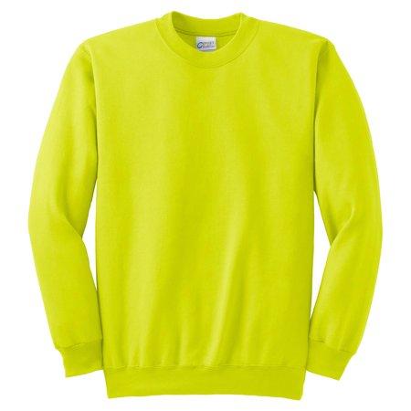 Port & Company Men's Big And Tall Crew Waistband Sweatshirt Big And Tall Crew Sweatshirt
