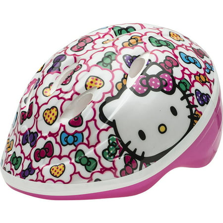 Bell Sports Hello Kitty Toddler Helmet Walmart Com