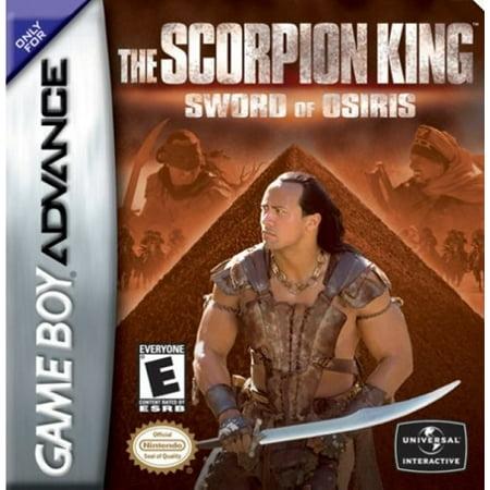 Scorpion King GBA
