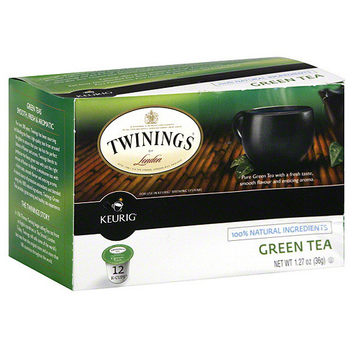 Twinings Of London Green Tea Bags, 12ct (Pack of 6)