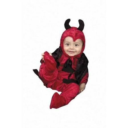 Infant Darling Devil Costume Charades 26, Infant