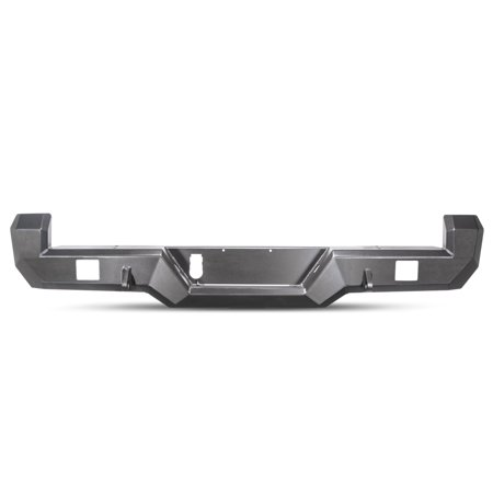 Body Armor TC-2963 PRO-Series Rear Bumper Fits 16-18 Tacoma ()