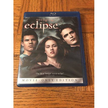 The Twilight Saga: Eclipse (Blu-ray Disc, 2010) (Dvd Player For Tundra 2010)