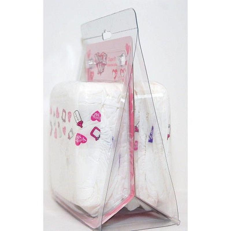 You & Me Baby Doll Diapers - 5 Pack