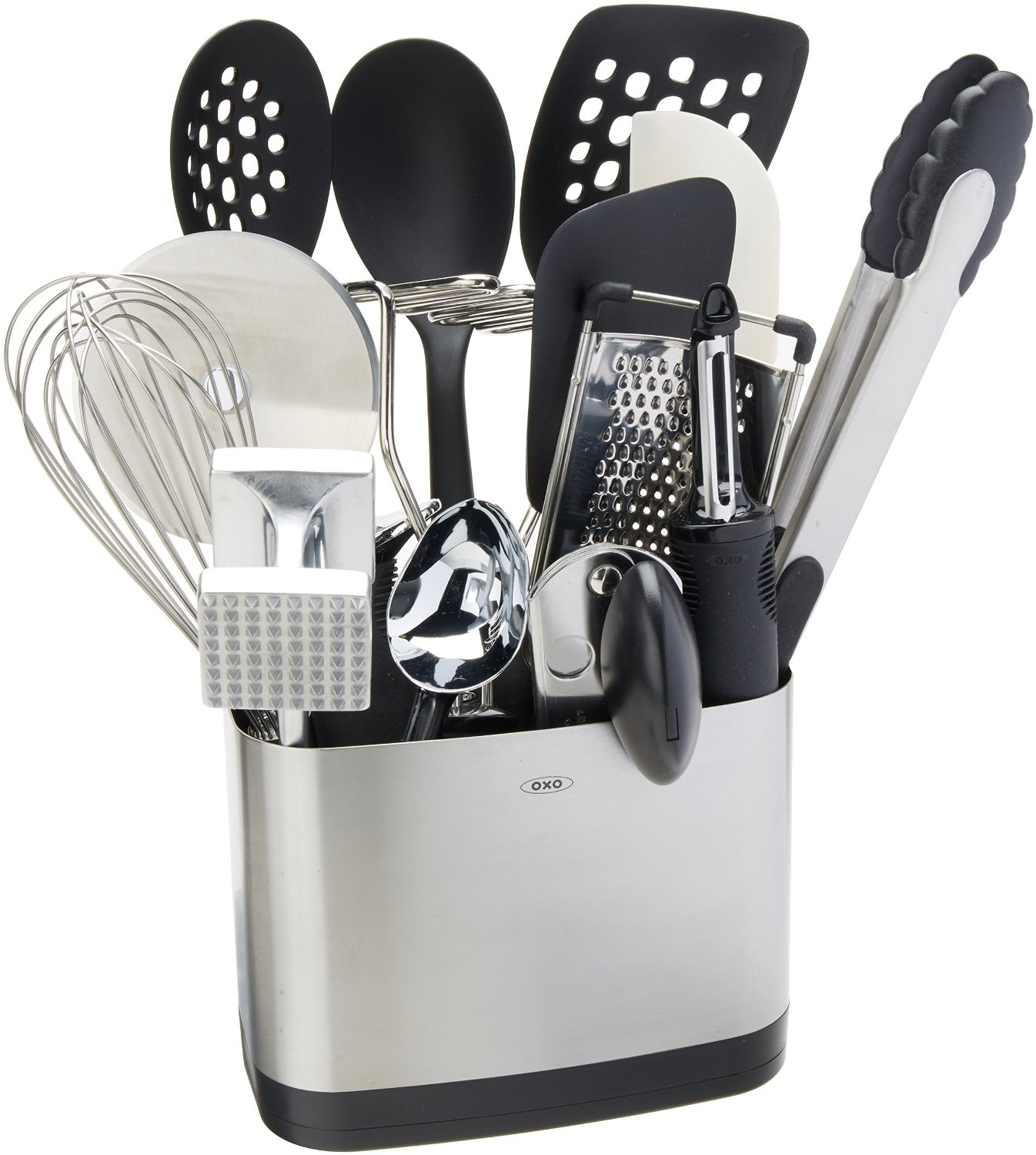 Oxo good grips 15 piece everyday kitchen tool set walmart teraionfo