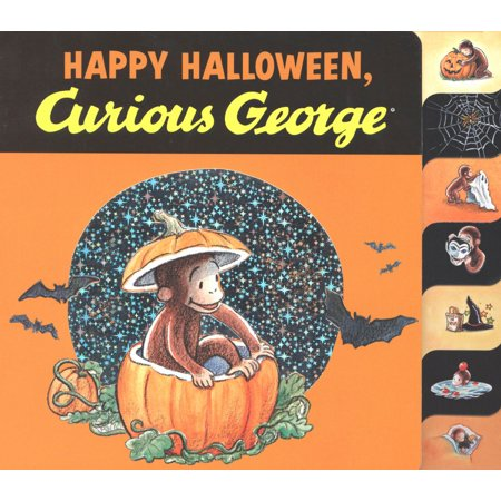 Happy Halloween, Curious George (Read-aloud) - eBook](Reading Passages Halloween)