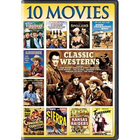 Classic Westerns: 10 Movie Collection (DVD)