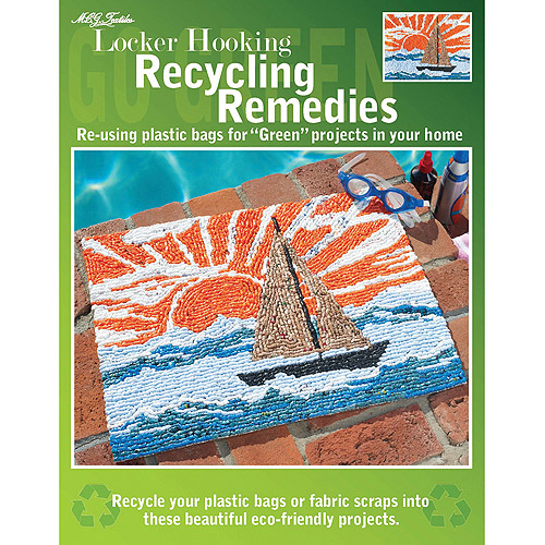 M C G Textiles MCG Publishing, Locker Hooking Recycling Remedies