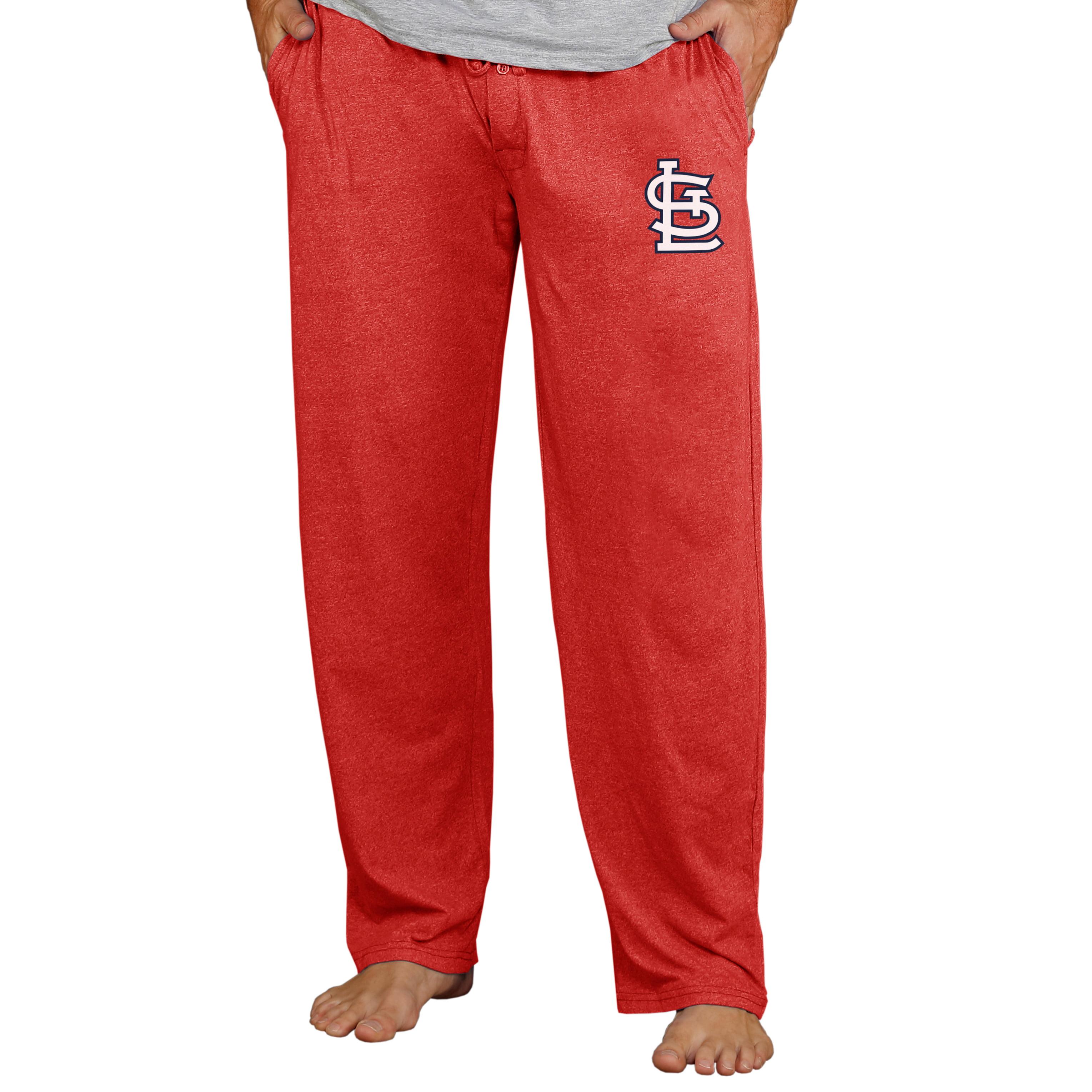 St. Louis Cardinals Concepts Sport Quest Lounge Pants - Red