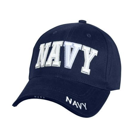 Deluxe Navy Baseball Cap