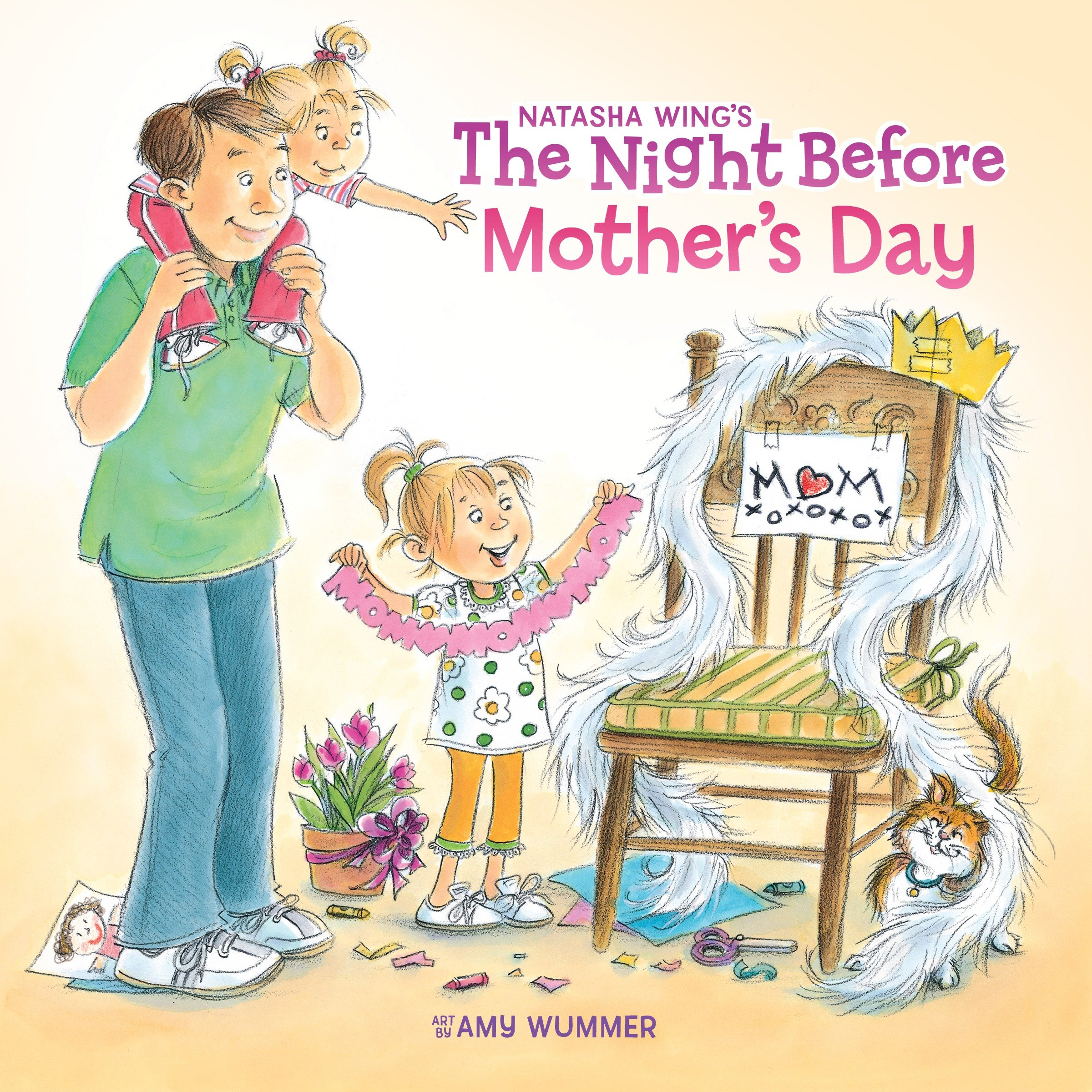 NIGHT BEFORE MOTHER'S DAY