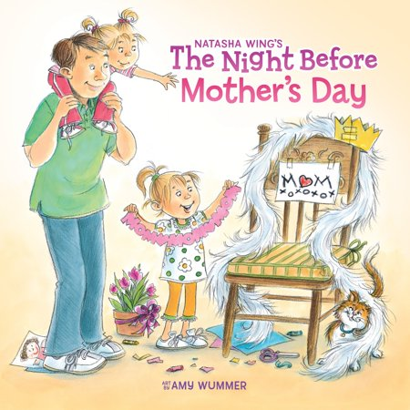 The Night Before Mother's Day - Craft Ideas For Mother's Day