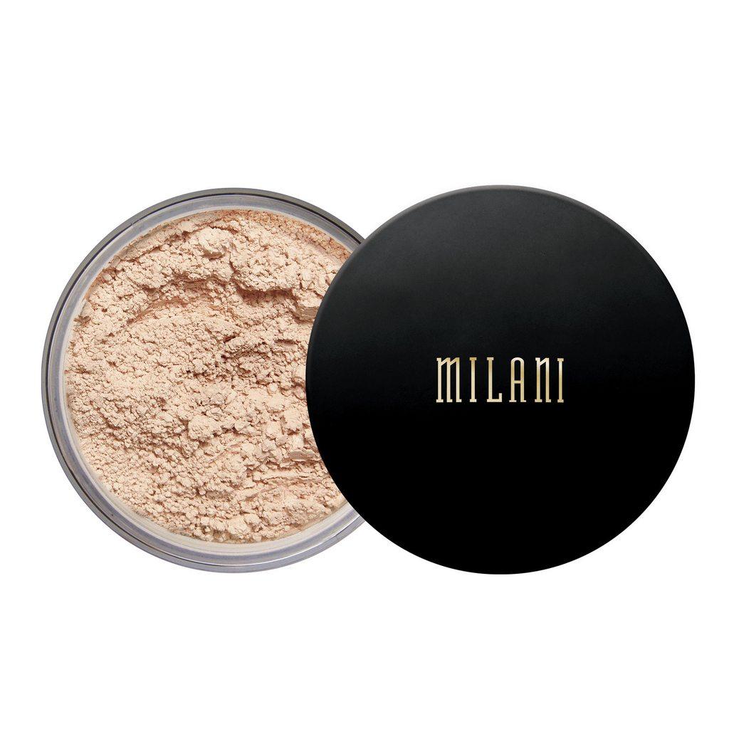 MILANI Make It Last Setting Powder, 01 Translucent Light to Medium, 0.12 oz.