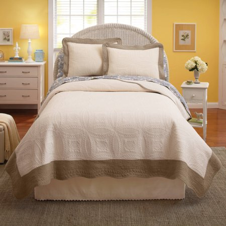 Better homes and gardens quilt collection solid for Better homes and gardens quilt