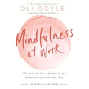 Mindfulness at Work - Audiobook
