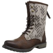 Roxy Women's Concord Motorcycle Boots