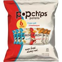 Popchips Potato Variety Pack, 4.8 Oz.