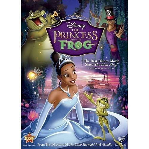 Princess And The Frog (Widescreen)