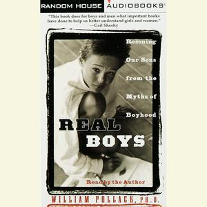 Real Boys - Audiobook