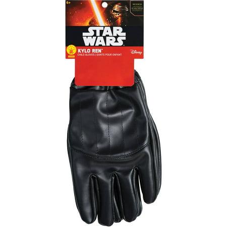 Kylo Ren Gloves Child Halloween Accessory
