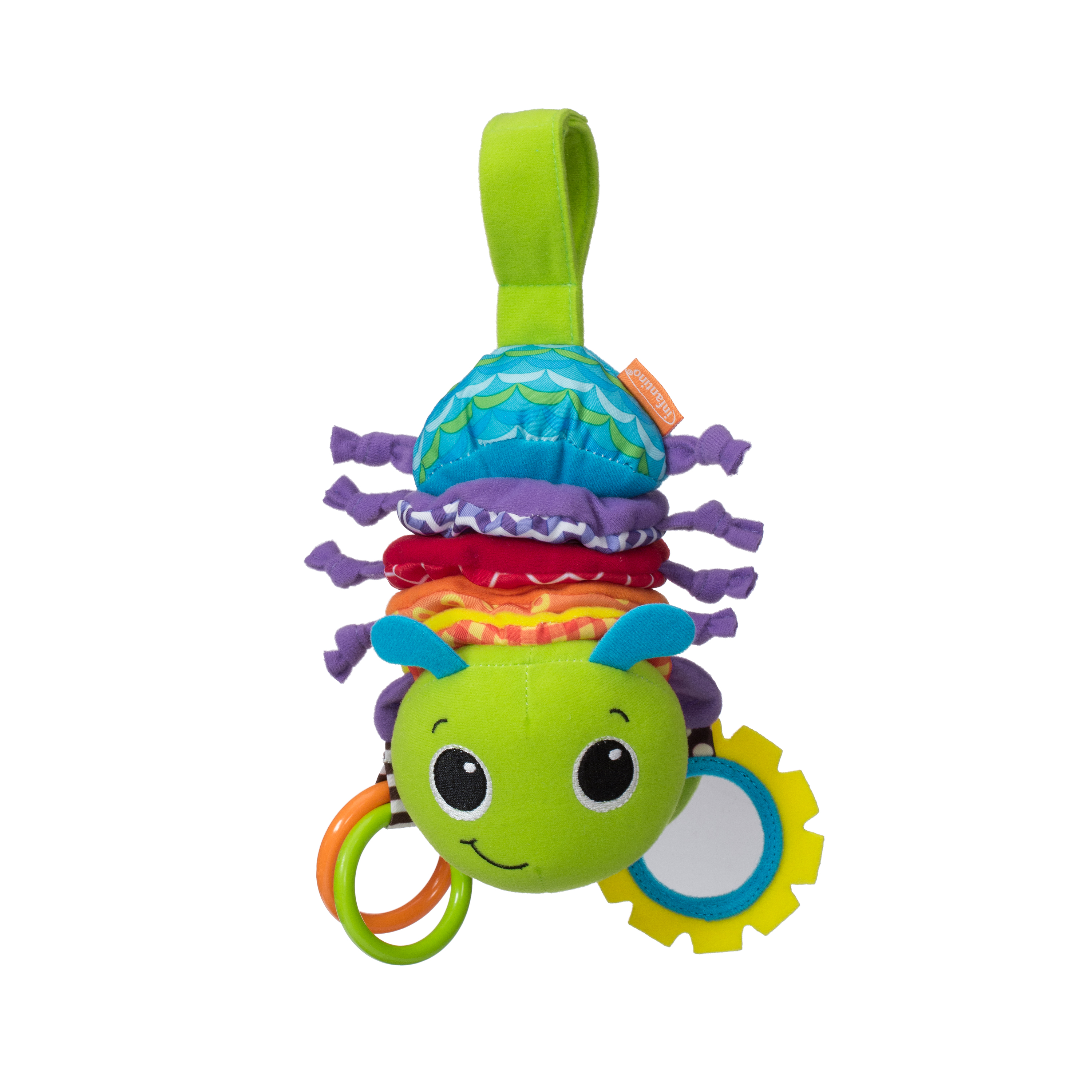 Infantino Hug and Tug Musical Bug