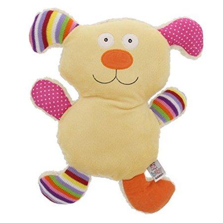Baby Ganz Hug Me Sugar And Stripes Stuffed Plush Toy, Dog