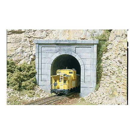 Woodland Scenics C1252 Concrete Single Tunnel Portal