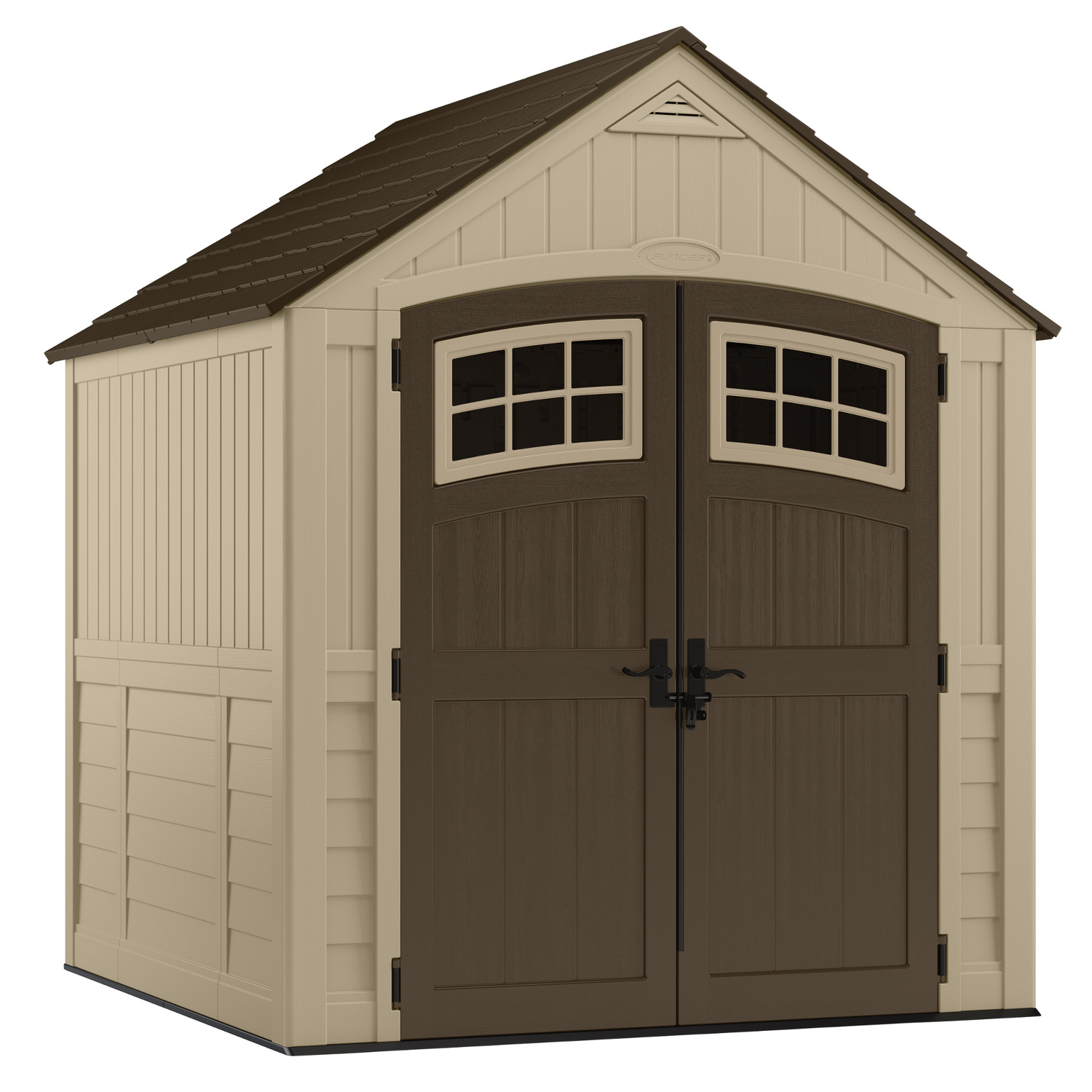 Sutton�7 ft. x 7 ft. Storage Shed