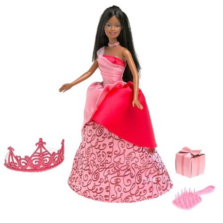Happy Birthday Barbie Doll ~ African American ~ Includes Pretty Tiara for You! - Happy Birthday Barbie