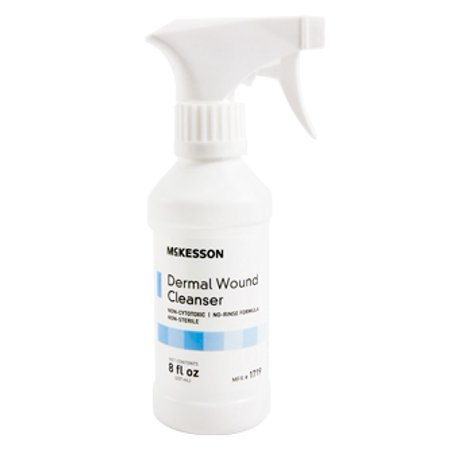 Carraklenz Wound Cleansers (McKesson Wound Cleanser 1719, 8 Ounce, Case of 6 )