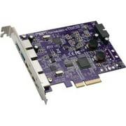TEMPO SATA DUO PCIE 2.0 CARD W/ 2-PORT 6GBS ESATA + 4-PORT USB3