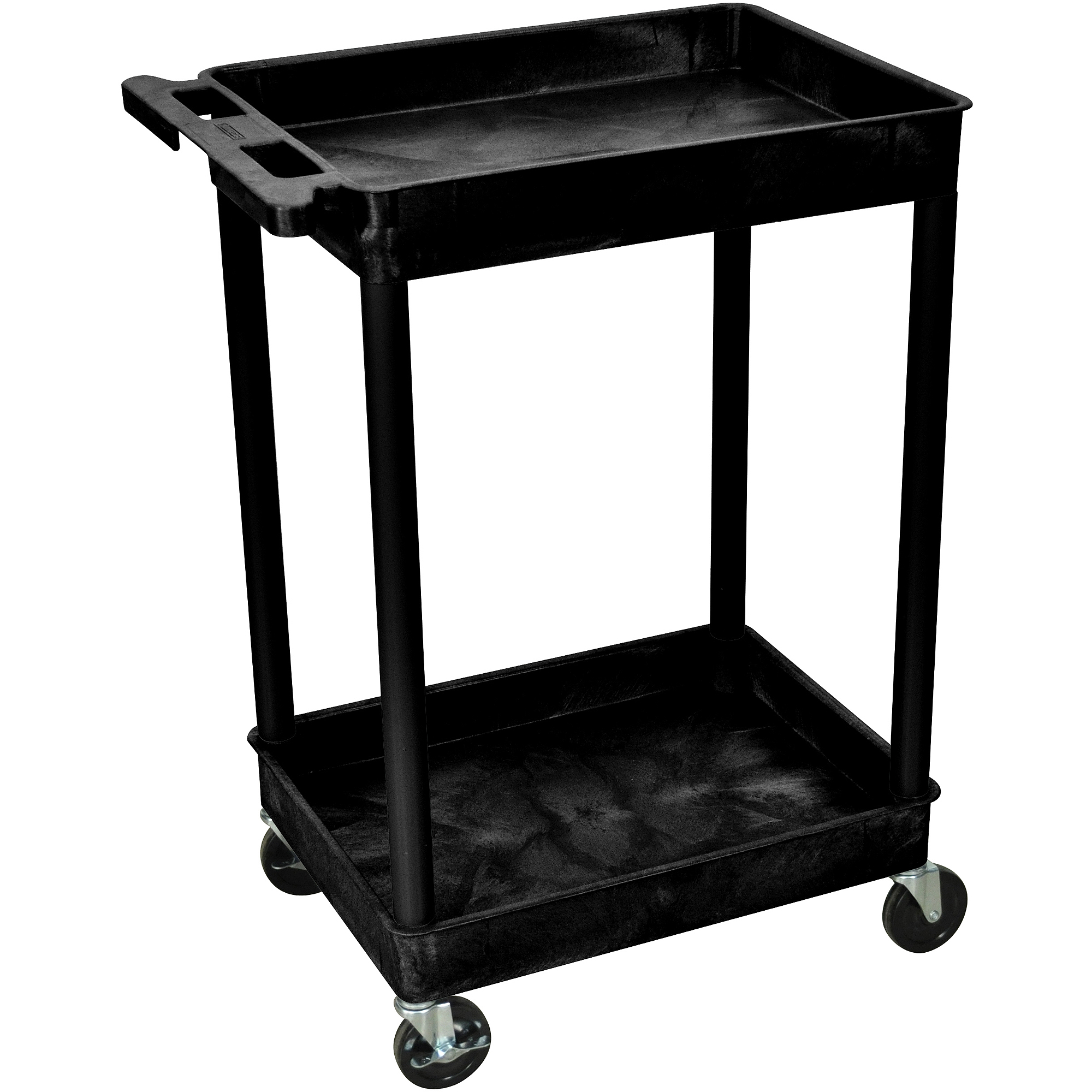 Luxor 2-Shelf Tub Cart