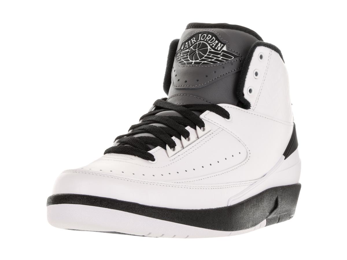 nike nike nike jordan hommes & # 39; s air jordan 2 rétro chaussure de basket edf12c