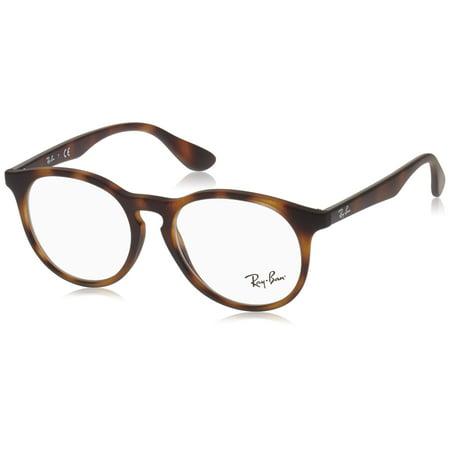 Ray-Ban 1554 3616 Rubber Black Childrens Eyeglasses 48mm - Walmart.com