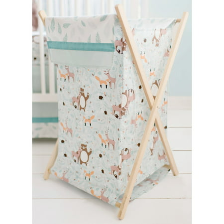 Forest Friends Nursery Hamper by My Baby Sam (Wizards Of Waverly Place My Two Harpers)